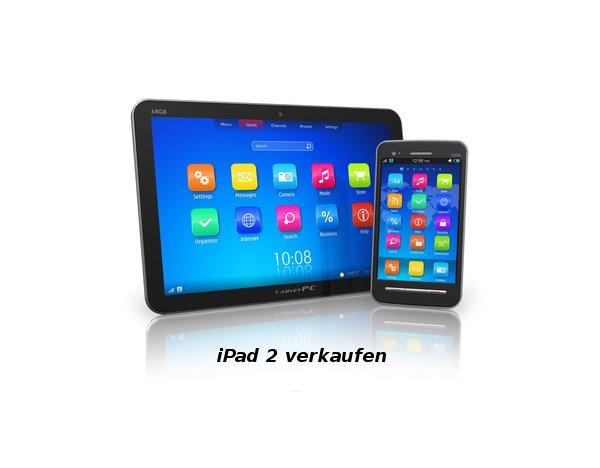 Apple iPad Zwei verkaufen