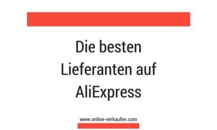 Die besten Lieferanten auf AliExpress
