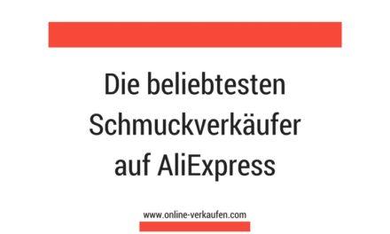 Die beliebtesten Schmuckverkäufer auf Aliexpress